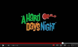 Beatles - A hard day´s night