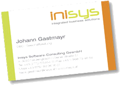 Inisys – Integrated Business Solutions